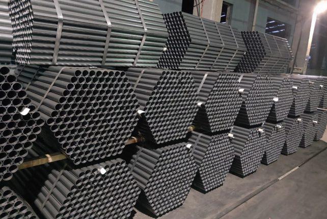 无缝钢管生产工艺介绍