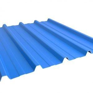 瓦楞板-蓝色1